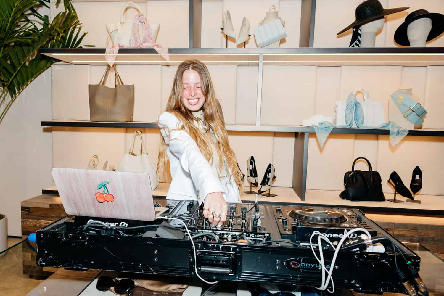 The Daily Parties With Max Mara in Palm Beach — Daily Front Row