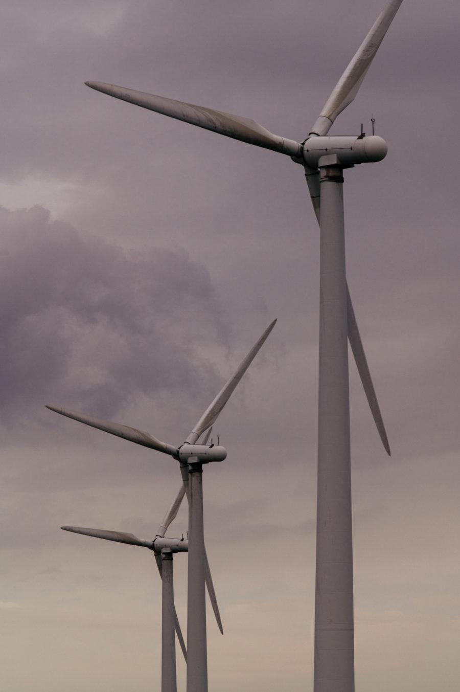 Øresund Wind Farm from Refshaleøen