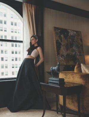 Yael Shelbia Models for L'Officiel Arabia