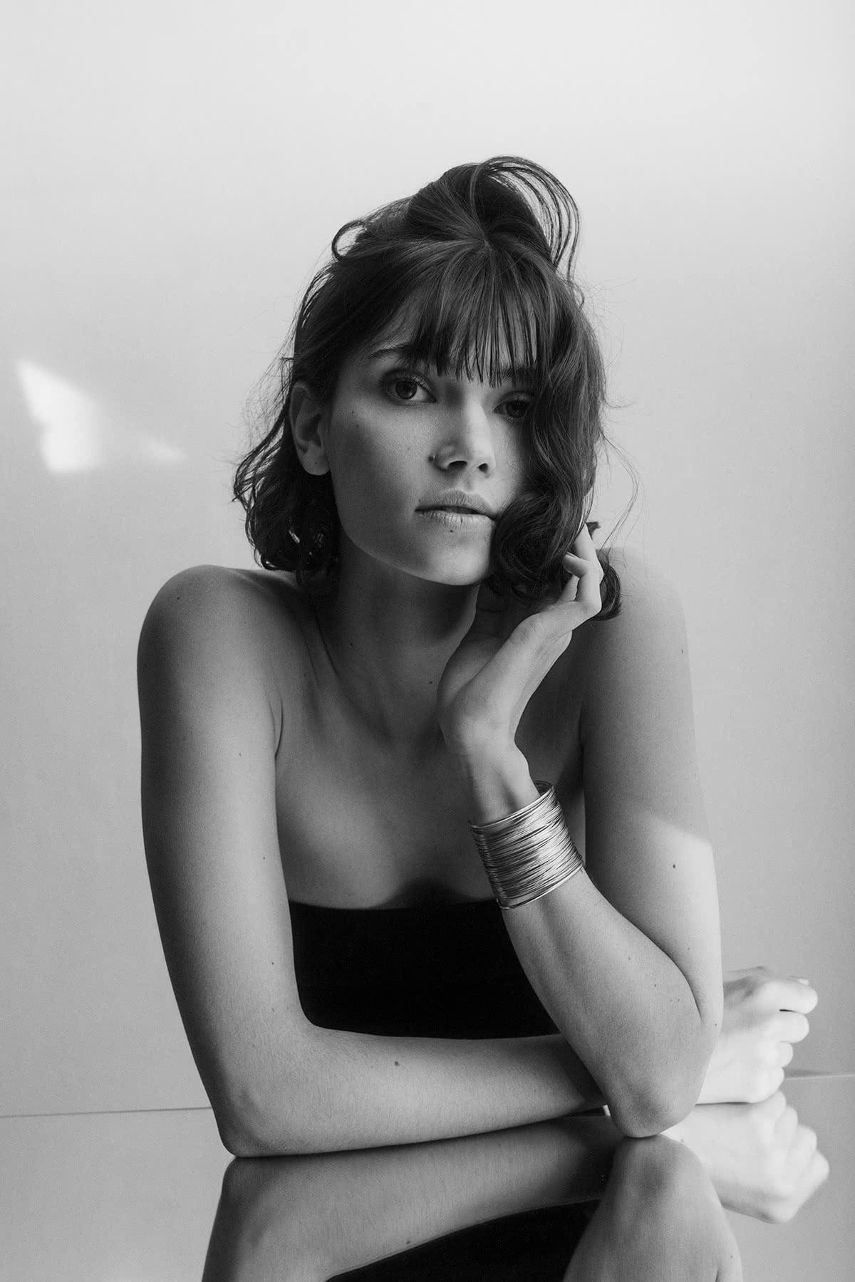 Annabella Burghardt for Marie Claire Ukraine